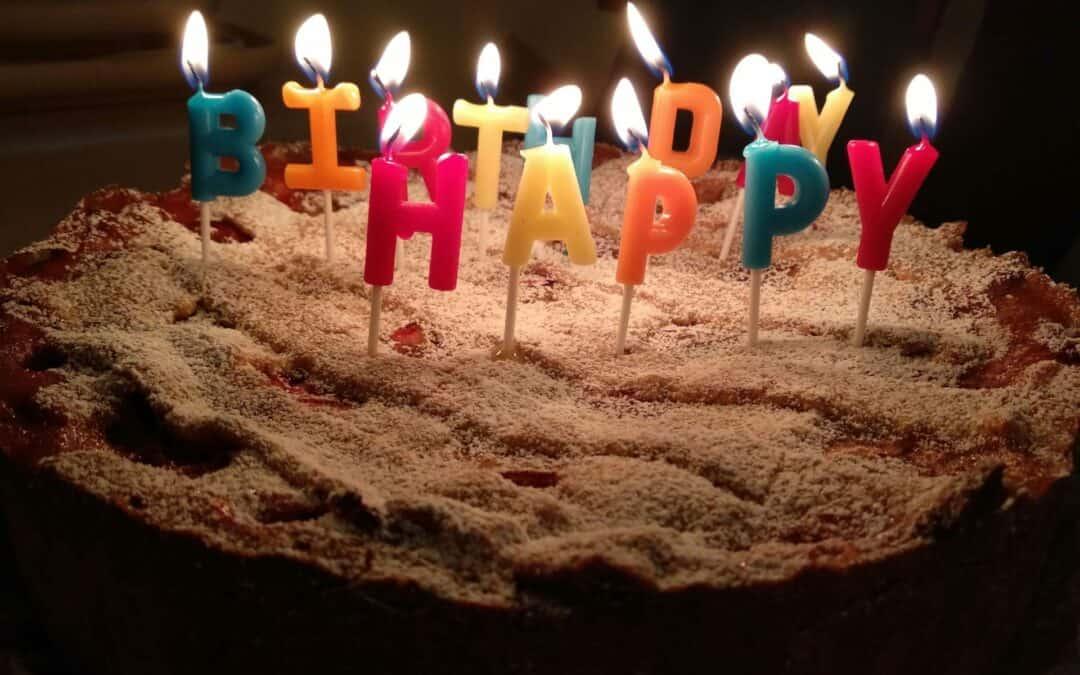 Happy Birthday [lernglust]: 1 Jahr selbständig