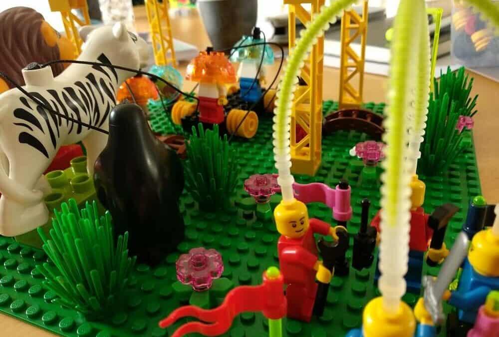 LEGO® SERIOUS PLAY® | Ein Erfahrungsbericht