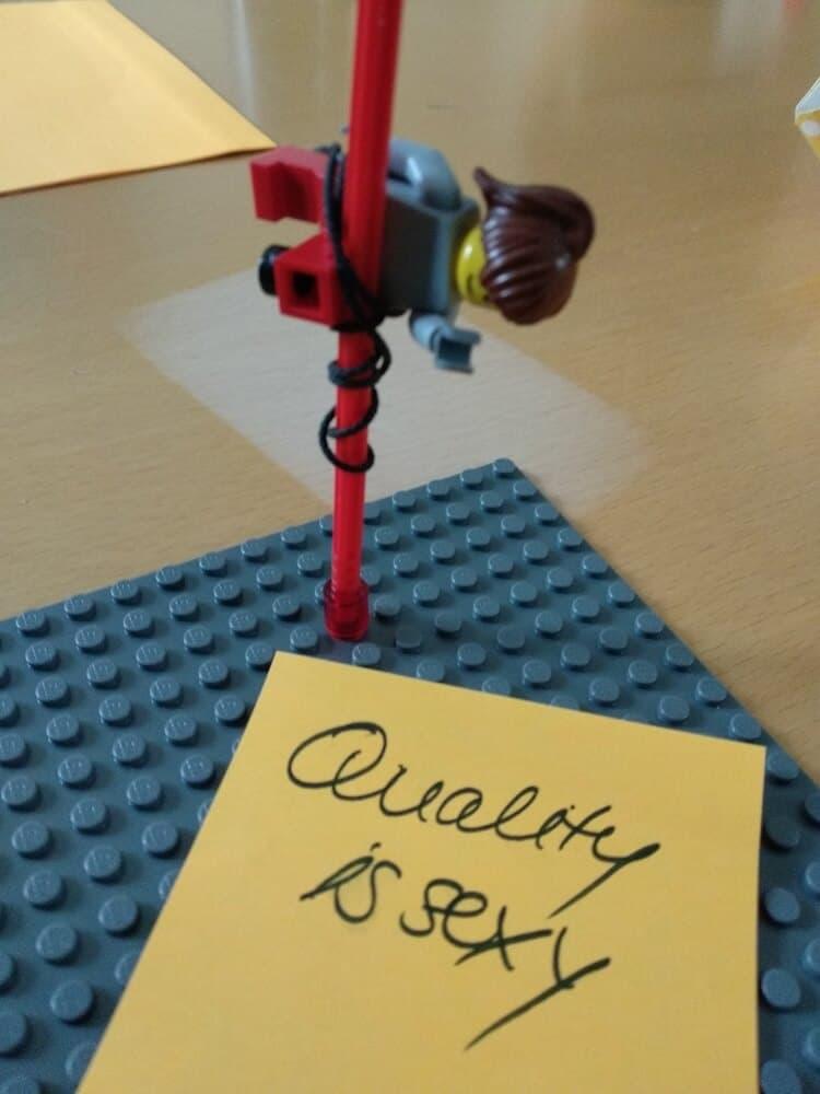 Lego Serious Play Prinzipien