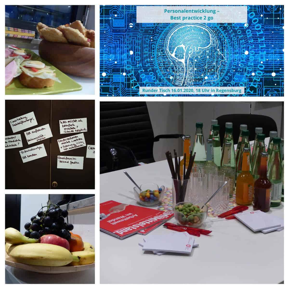 lernglust organisiert gemeinsam mit dem bvmw einen runden Tisch für Personalentwicklung