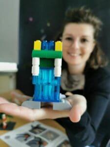 Lego Serious Play Walroß
